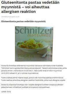 http://www.makuja.fi/artikkelit/5352538/ajankohtaista/gluteenitonta-pastaa-vedetaan-myynnista-voi-aiheuttaa-allergisen-reaktion/