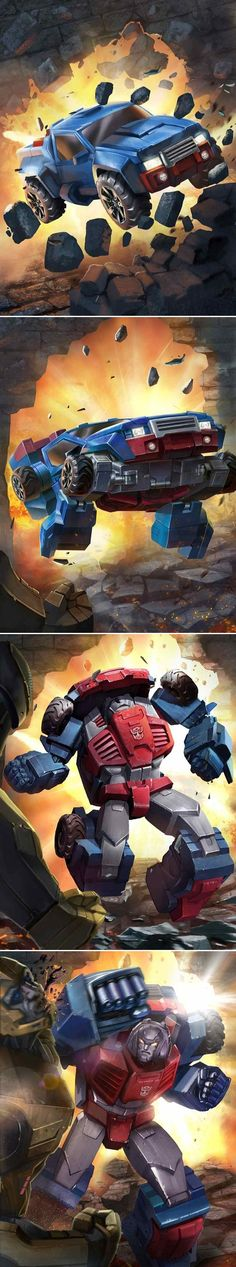 TRANSFORMERS LEGENDS  Gears by manbu1977.deviantart.com on @deviantART