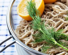 <p>Grab your blanket, your basket, and your bestie - we're going for a picnic! Where to spend your afternoon, plus a soba salad to bring that'll knock your socks off...</p>