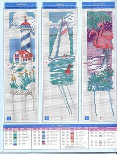 (2) Gallery.ru / Foto # 2-10.305 Bookmarks al mare - tymannost