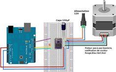 Fresadora / Router CNC com Arduino - Fabricação Digital / CNC - Fórum Fazedores                                                                                                                                                     Mais