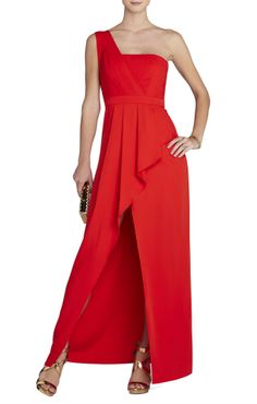 BCBG - with a shorter opening, this has great style!