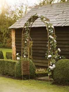 Rose Arch - Planting - Outdoor Living, Cox and Cox