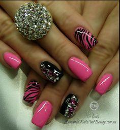 spring nail ideas nail art 2014