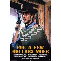 Fridge Magnet Clint Eastwood Spaghetti Western movie by Vividiom Old Movies, Vintage Movies, Great Movies, Clint Eastwood Poster, Peliculas Western, Films Western, Cowboy Films, Eastwood Movies, Gravure Illustration
