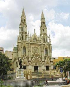 Iglesia Del Municipio Baruta Estado Miranda. Venezuela