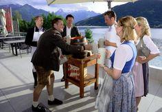 Eröffnungsfeier im Seehotel Bellevue - #Thumersbach #zellamsee