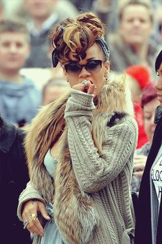 she wolf, love this look