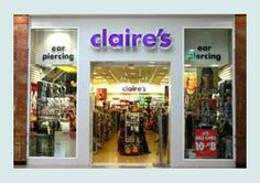 Claires Accessories. Third Key, June 2008- September 2008.