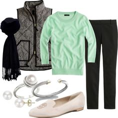 """OOTD 2/21"" by eb2012 ❤ liked on Polyvore"