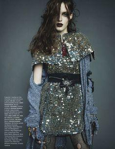 bowery girl: kremi otashliyska by greg kadel for numéro #144 june/july 2013 | visual optimism; fashion editorials, shows, campaigns & more!