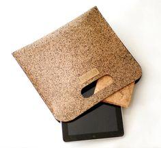 Unisex Cork Vegan Handbag