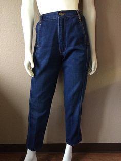 Vintage Apparel Women's 80's Gitano Jeans High by Freshandswanky