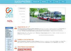 Zarzad Komunikacji Miejskiej w Białej Podlaskiej