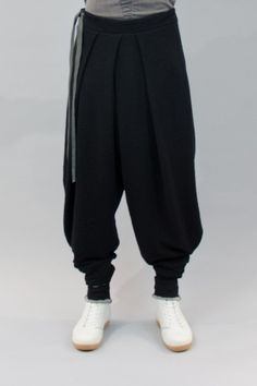hermit shalwar trousers - INAISCE - Layers London