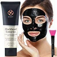 Black Peel off Mask,Charcoal Blackhead Remover Mask 80 gram- Deep Cleansing Mask, Deep Pore Cleanse for Acne, Oil Control, and Anti-Aging Wrinkle Reduction * More info could be found at the image url. (This is an affiliate link) #TumericFaceMaskDiy #CleansingMask Charcoal Face Mask, Acne Face Mask, Skin Mask, Face Face, Face Skin, Concealer, Best Blackhead Remover, Black Peel Off Mask, Deep Cleansing Mask