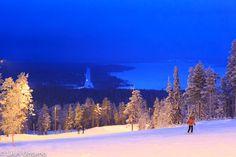 Pyhä, Lappland