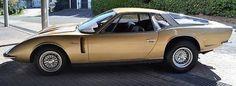 1968 Bizzarrini GT America 2+2 (327 SBC)