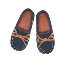 Casual leather moccasin - Shoes - Baby boy - Kids - ZARA United States