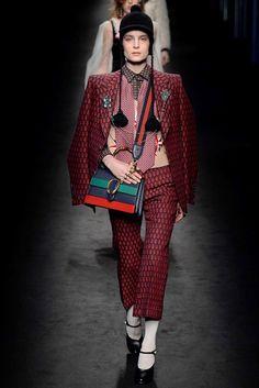 Gucci - MFW Fall/Winter 2016-2017 - so-sophisticated.com