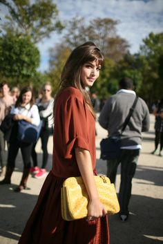 17 perfect outfit ideas to get you excited about winter dressing gallery - Vogue Australia Fashion Moda, Love Fashion, Fashion News, Fashion Looks, Paris Fashion, Fall Fashion Trends, Autumn Fashion, Looks Street Style, Estilo Retro