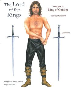 Aragorn doll