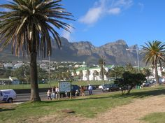 Camp's Bay, Capetown South Africa