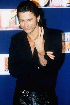 MTV Music Awards Ceremony, Paris, France, 1995