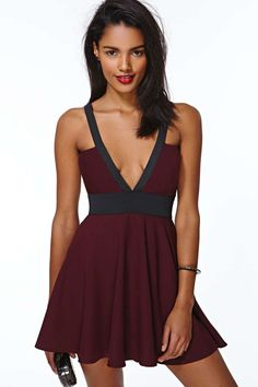 Nasty Gal Yours Truly Dress