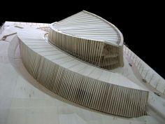Architectural Model   TAO - Beijing