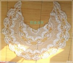 Crochet, delicate white shawl ♥LCP♥ with diagrams