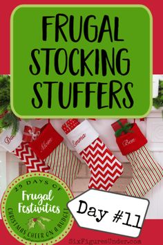 Check out these classic and creative stocking stuffers that are affordable and dont try to upstage the rest of Christmas morning. Money Saving Meals, Frugal Living Tips, Famous Last Words, Christmas Morning, Saving Ideas, Christmas Candy, Stocking Stuffers, Rest, Classic