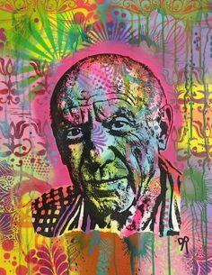 Dean Russo...Picasso