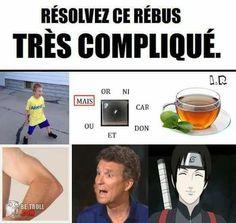Haha Funny, Funny Jokes, Manga Anime, Video Humour, Funny French, Otaku Meme, Fairy Tail Couples, Pokemon, Troll