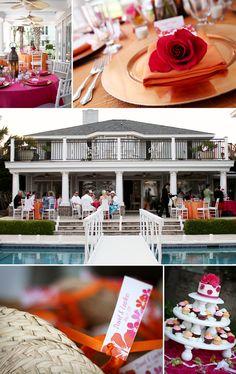 Tropical wedding <3