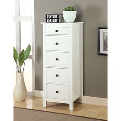 Furniture of America Arienth 5-Drawer Storage Chest - Overstock™ Shopping - Great Deals on Furniture of America Coffee, Sofa & End Tables