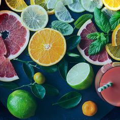 Vitamin C boosts collagen production. Collagen is the protein that makes hair beautiful. Consuming vit C will lead to amazing hair.