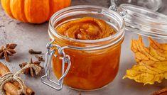 Ricetta Marmellata di zucca - Le Ricette di Buonissimo Peanut Butter, Food, Cream, Hoods, Meals, Nut Butter