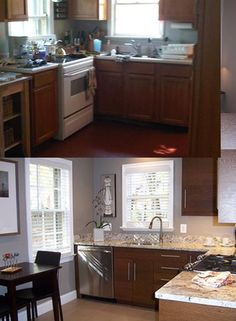 Sabrina Soto Before and After Kitchen
