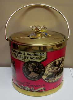 """Vintage Serv-Master Ice Bucket. This Serv-Master Ice Bucket measures 7"""" tall and about 7"""" in diameter. It has never been used and comes with the"""
