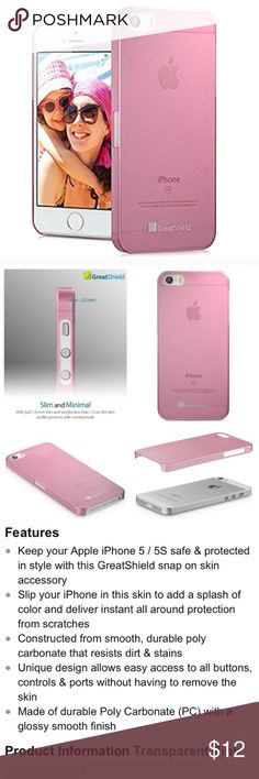 iPhone 5 SE Case See above Accessories Phone Cases