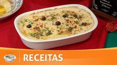 Santa Receita | Bacalhau com natas com José Carlos Oliveira - 09 de dezembro de 2016 - YouTube