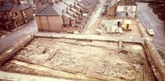 """An exhibition at Segedunum Roman Fort, Baths & Museum takes a look back at the history of the """"most excavated"""" fort on Hadrian's Wall. Excavations at the fort in Wallsend in North Tyneside, began in 1975 ahead of new housing."""