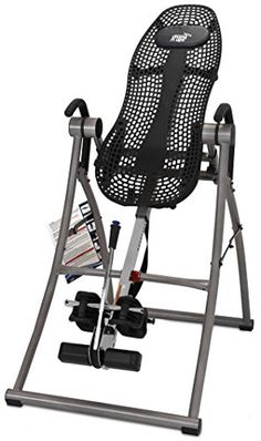 Teeter Hang Ups EP 560 Ltd Inversion Table W/ Bonus Acupressure Nodes U0026  Lumbar Bridge Teeter Hang Ups Http://www.amazon.com/dp/B0084FD94C/refu003dcm_swu2026