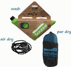 47e0612381 Scrubba Travelers Kit (USD) Camping Survival