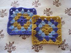 Sew Natural Blog: Haakles voor Beginners 5: Granny Squares Haken
