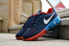new product 38226 70c94 Discount Unisex Nike Air Max Tailwind 8 Obsidian Hyper Royal Crimson