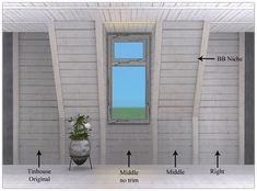 Tinhouse Wooden Wall Add-Ons | Hell Has Spoken