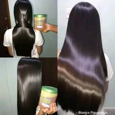 afroditekingdom [Video] in 2020 Hair Growing Tips, Beauty Skin, Hair Beauty, Hair Upstyles, Hair Mask For Growth, Silk Hair, Keratin Hair, Natural Hair Styles, Long Hair Styles