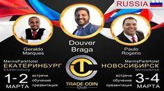 #TCC Екатеринбург ВСТРЕЧА с ЛИДЕРАМИ компании Trade Coin Club